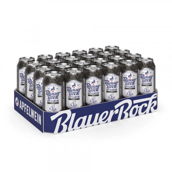 Blauer Bock Apfelwein - Cola - 24x 0,5 l EINWEG-Dose